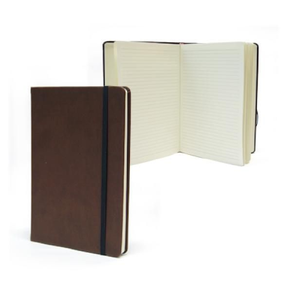 Thermo PU A5 Notebook Printing & Packaging Notebooks / Notepads JNO1013Brw[1]